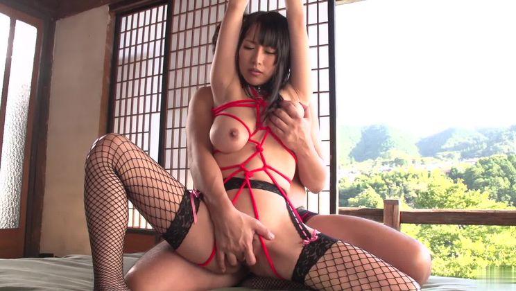 Alluring busty asian Rina Mayuzumi fucked hard