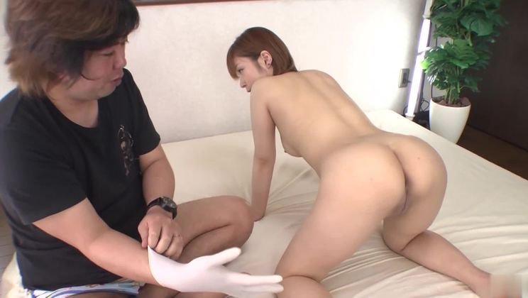 Godlike asian Kaho Kitayama likes good anal sex
