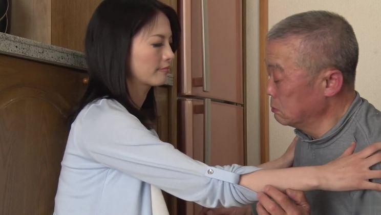 Winsome oriental Miria Hazuki having a passionate masturbation