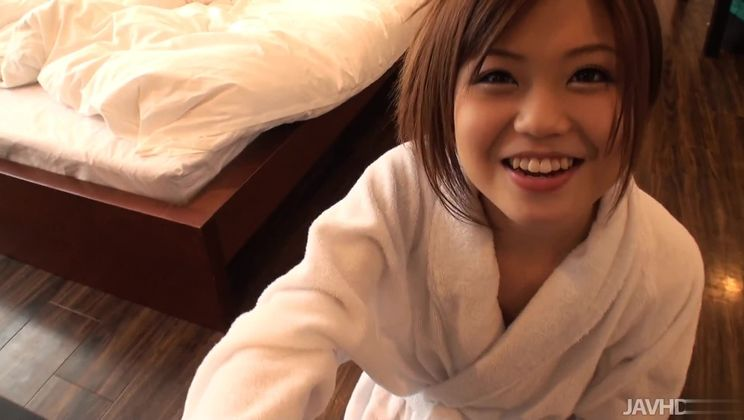 Japanese porn video featuring Yuria and Nao