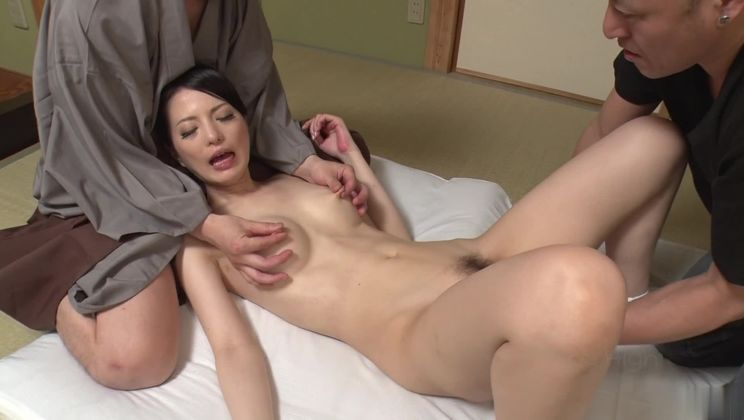 Tempting oriental Miria Hazuki had a assfuck
