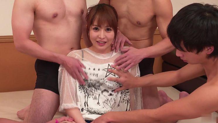 Bonny Japanese Cocolo got orgasm by fingering