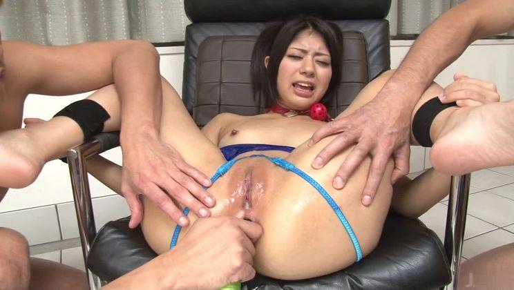 Marvelous oriental Konatsu Hinata in lingerie porn video