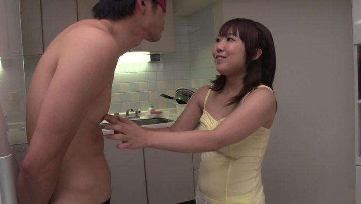 Beauteous Japanese Yui Sakura is sucking my penis