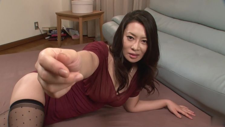 Lovely Japanese experienced female Rei Kitajima featuring hot creampie