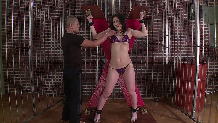 Seductive asian experienced female Sera Ichijo in beautiful lingerie porn