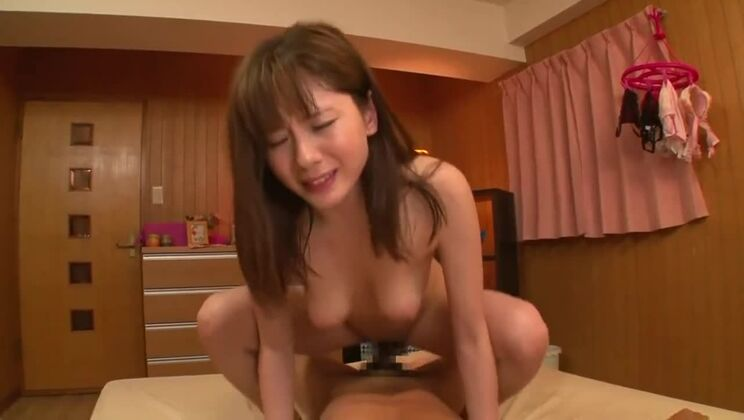 Dazzling busty asian Yuma Asami gets fucked hard