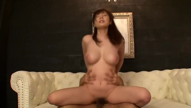 Handsome breasty asian Yuma Asami acting in amazing facial performance
