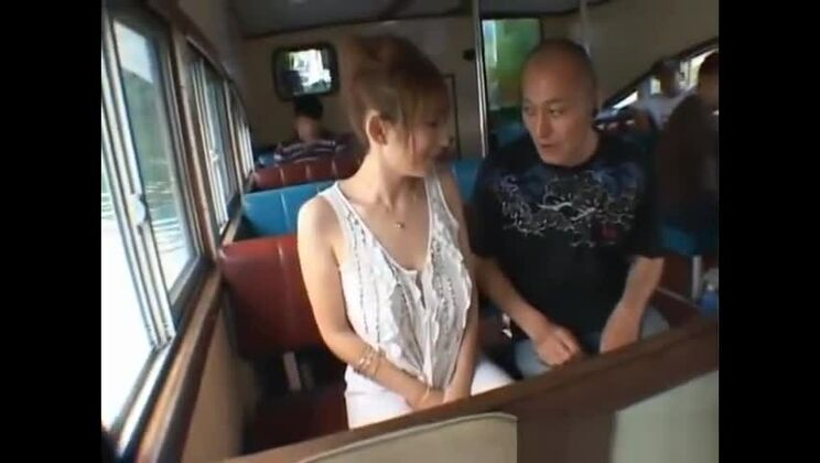 Incredible Japanese Reon Otowa in interracial sex scene