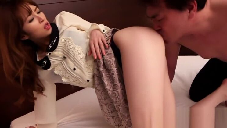 Awesome oriental Miku Ohashi gets fucked in amateur porn video