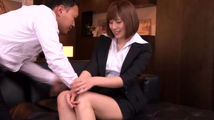 Unbelievable busty oriental Yuma Asami got drilled very hard