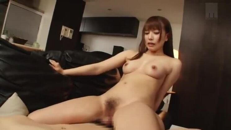 Nice Japanese secretary in bukkake porn video