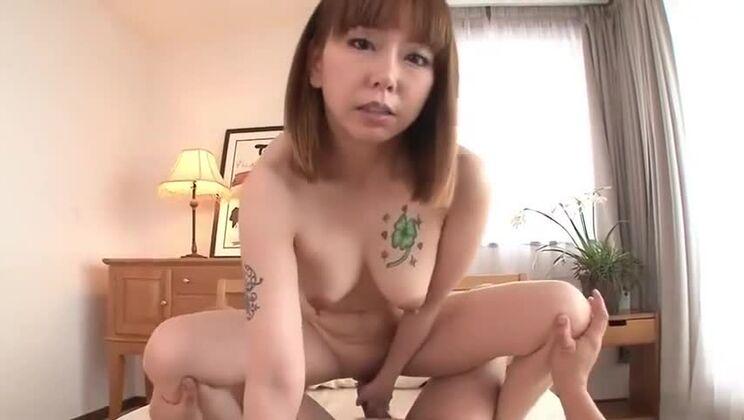 Good-looking Japanese Minami Kitagawa in beautiful lingerie porn