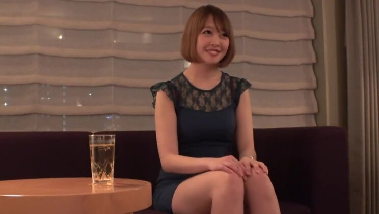Godly buxomy Japanese hussy