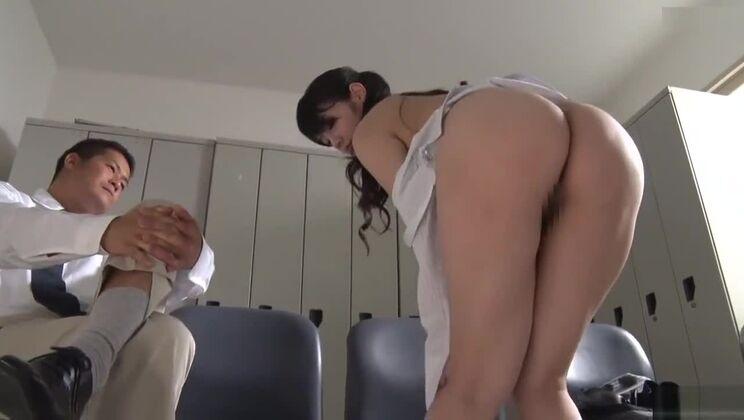 Marvelous breasty Japanese harlot