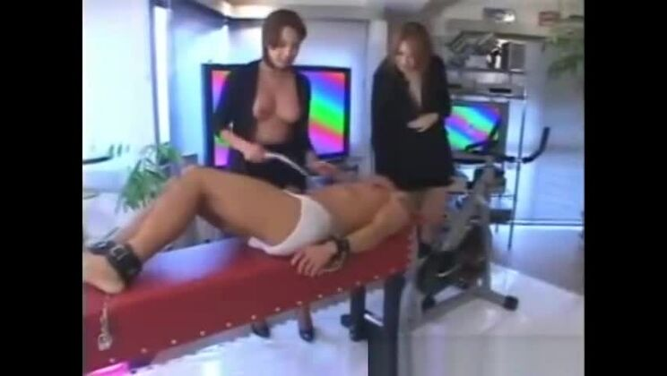 Spicy oriental tart featuring beautiful fetish sex video