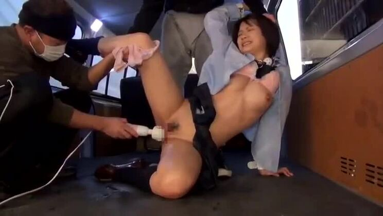 Enticing Japanese lady getting fucked hard