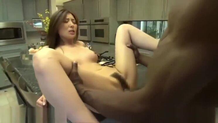 Teasing asian Yuna Shiina in very hardcore porn scene