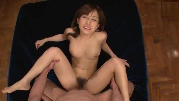 Stunning asian Minami Kojima in hot fingering porn video