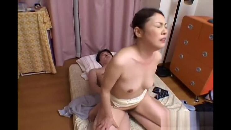 Handsome Japanese hussy