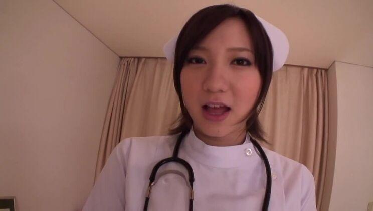 POV porn video featuring Tina Yuzuki, Rio Fujisaki and Ameri Ichinose
