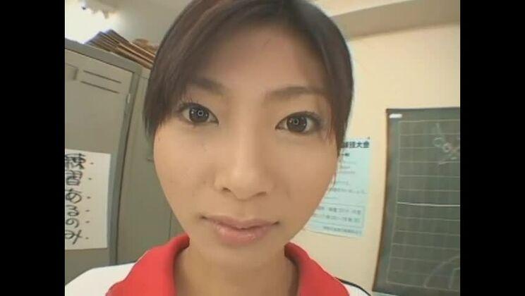 Handsome Japanese milf Rin Suzuka