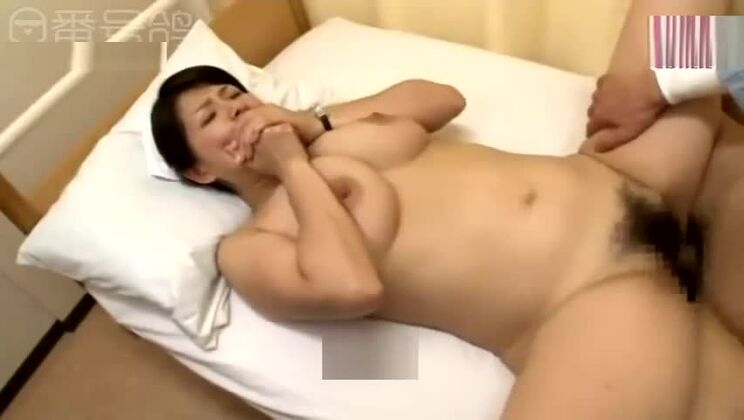 Fetching breasty Japanese girl