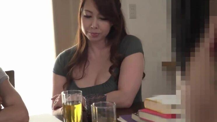 Fetching busty Japanese Yumi Kazama in wild hardcore drilling