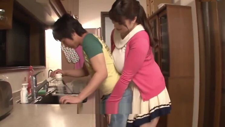 Unearthly buxomy asian slut in extreme and hot extreme gangbang
