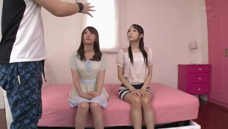 Comely Japanese Saki Hatsumi