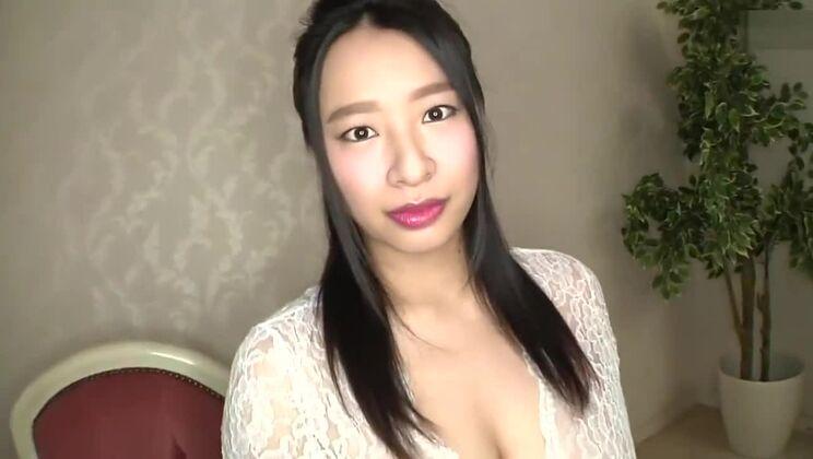 Japanese sex video featuring Ouka Fujimiya, Haru Sakuragi and Hana Haruna
