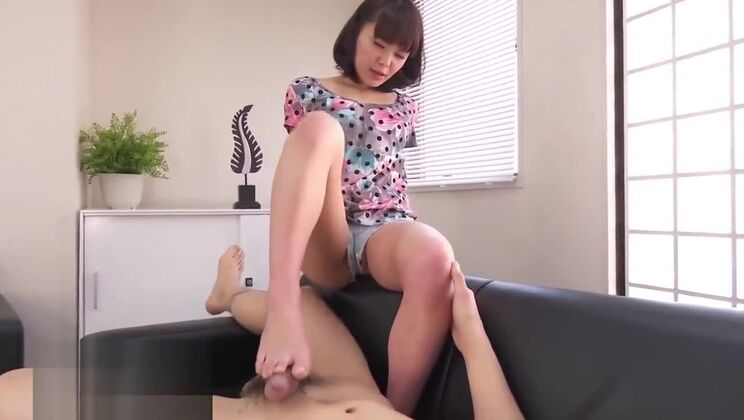 Beautiful busty asian tart performin in amazing amateur sex video
