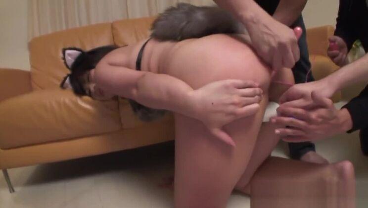 Honey oriental secretary Hina Otsuka having an amazing hard core sex