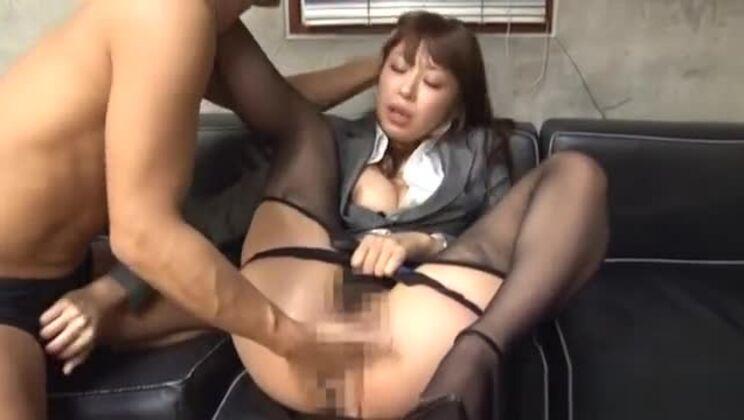 Sae Aihara Naughty Office Girl Gets A Hard Pounding