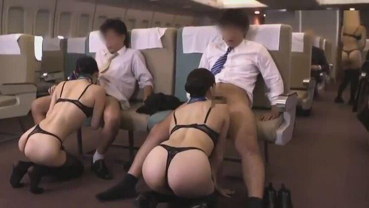 Japanese Sex Airline 2