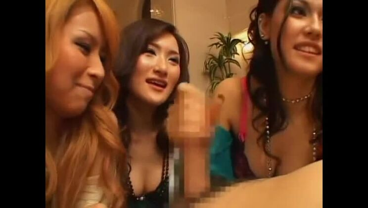 Amazing Japanese slut Naomi Serizawa, Reina Matsushima, Maria Ozawa in Best Blowjob, Group Sex JAV movie