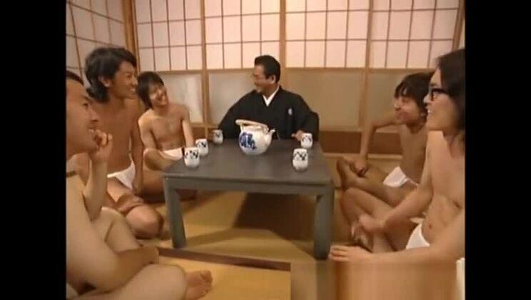 Hot Japanese teacher enjoys fucking part5