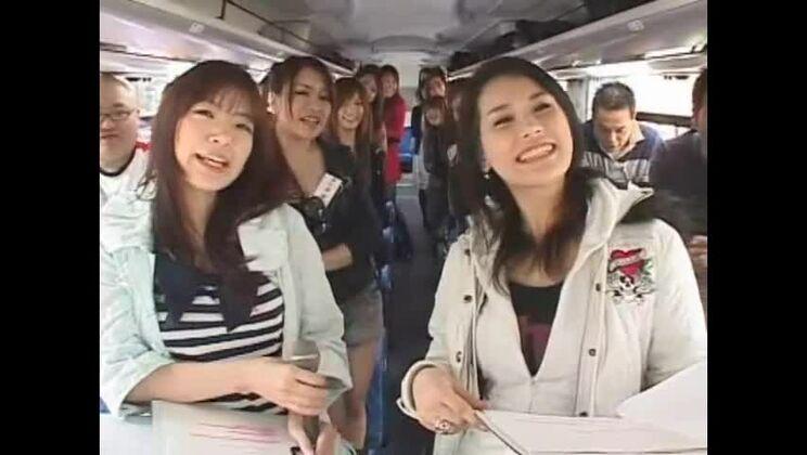 Crazy Japanese slut Nao Mizuki, Maria Ozawa, Ryo Akanishi in Horny Voyeur, Fingering JAV clip