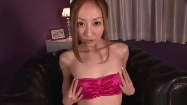 Rough bondage sexperience for slim Erena