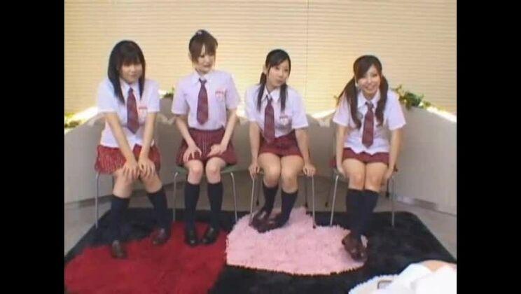 Incredible Japanese whore Miyuki Yokoyama, Satomi Suzuki, Minami Yoshizawa in Hottest Cunnilingus, Dildos/Toys JAV video