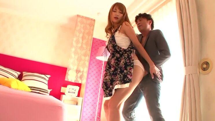 Incredible Japanese slut Tia Bejean in Fabulous JAV censored Big Tits, Hairy video