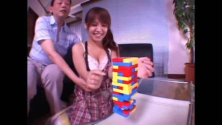 Exotic Japanese model Marin Minami in Amazing JAV video