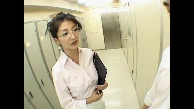 Amazing Japanese whore in Horny POV, Blowjob JAV video
