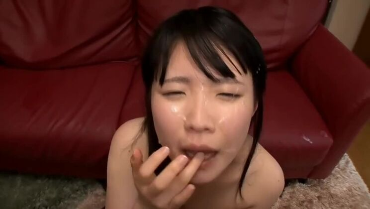 Tomoko Ashida Swallow Cum Part2