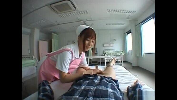 Kokomi Naruse Asian nurse is at the head of her class