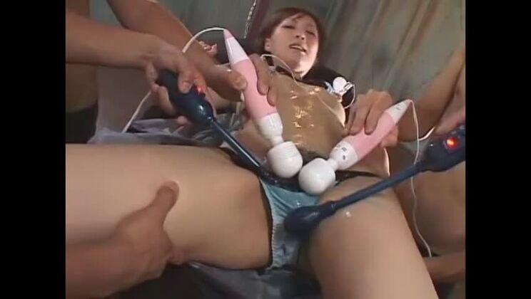 Fabulous Japanese slut Kaede Fuyutsuki in Hottest Fetish, Gangbang JAV scene