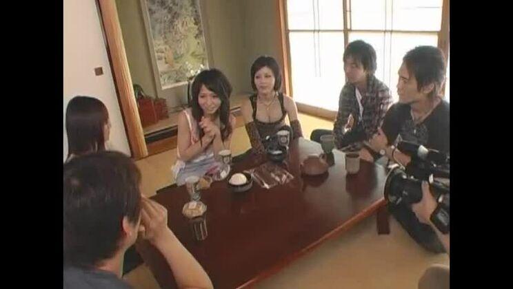 Best Japanese chick Asuka Kyono, Yuka Osawa, Akane Hotaru in Amazing Handjobs, Fetish JAV clip