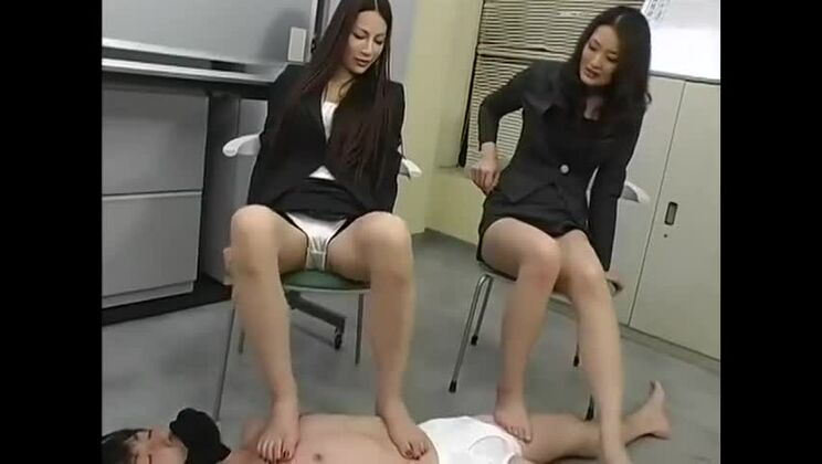 Horny porn video Feet check only for you