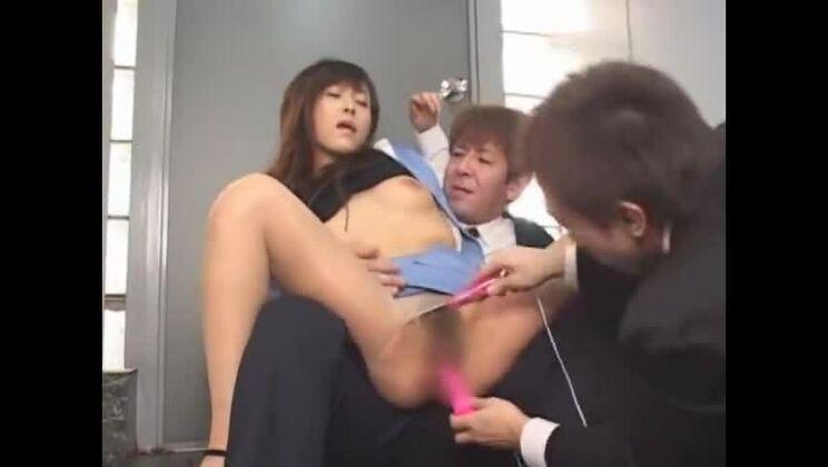 Horny Japanese girl Cocoro Igarashi, Runa Akatsuki, Nao Ayukawa in Crazy Big Tits, Threesome JAV movie