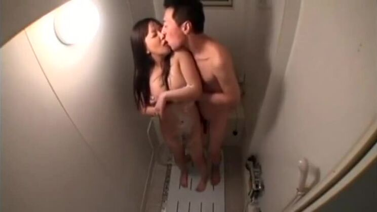 Japanese One-Night Stand on Hidden Cameras